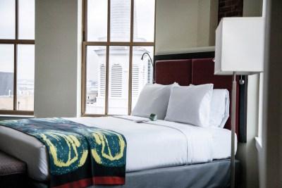 Hotel Indigo Guest Room