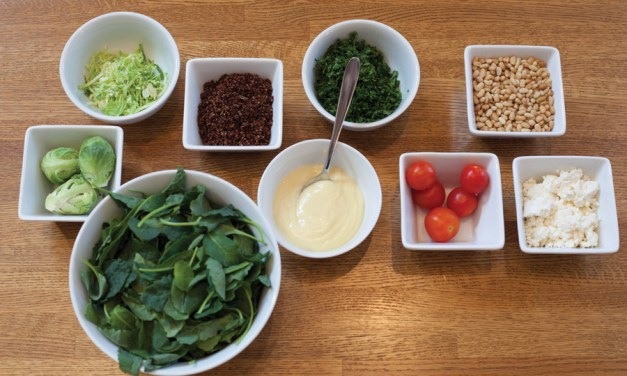 Food Around the Wards: Great Salads