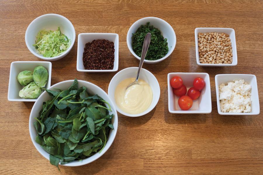 Food Around the Wards: Great Salads