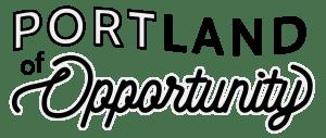 Portland of Opportunity Logo