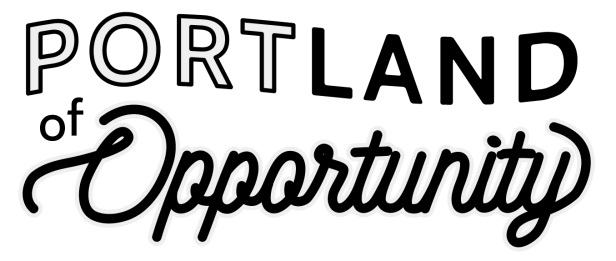 Portland of Opportunity Logo
