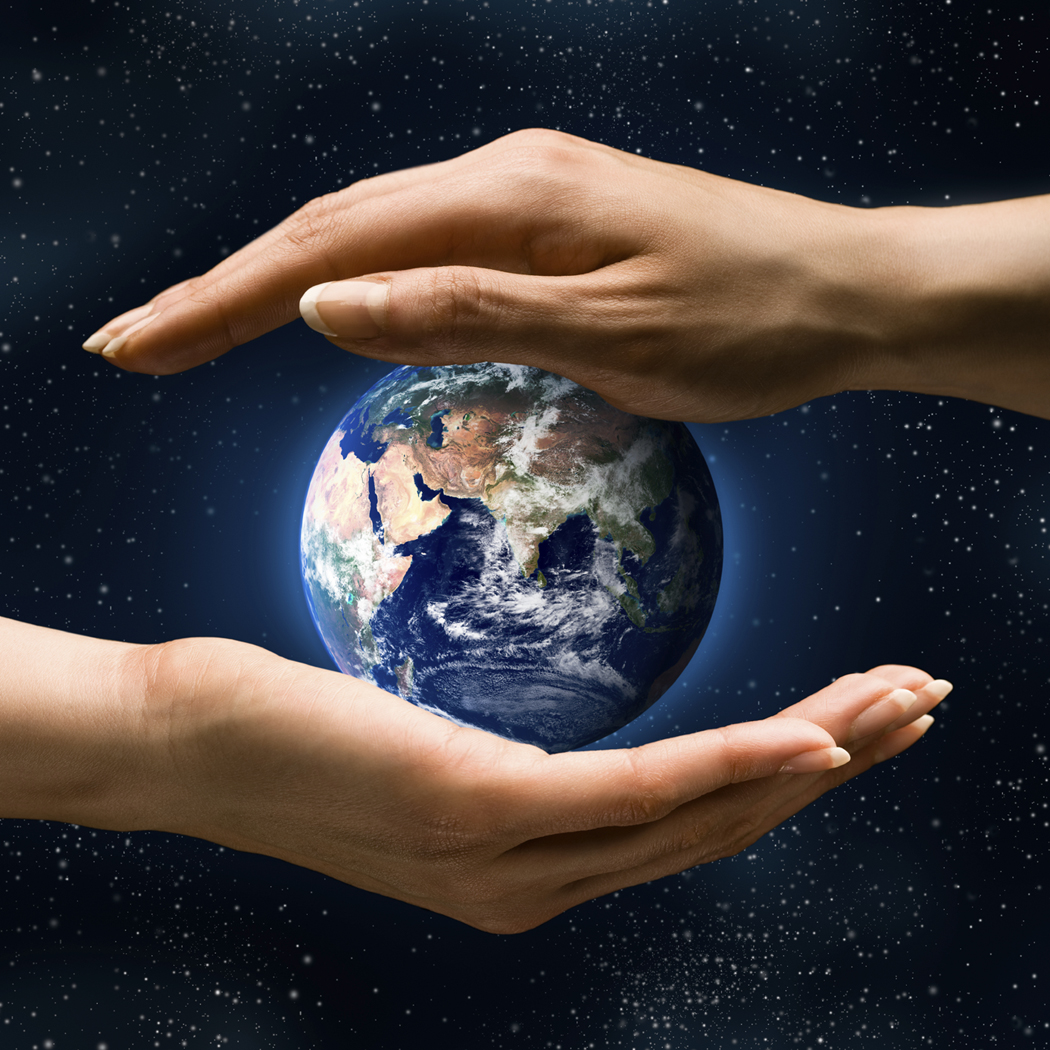 Helping Protect Our Earth, One Step at a Time.