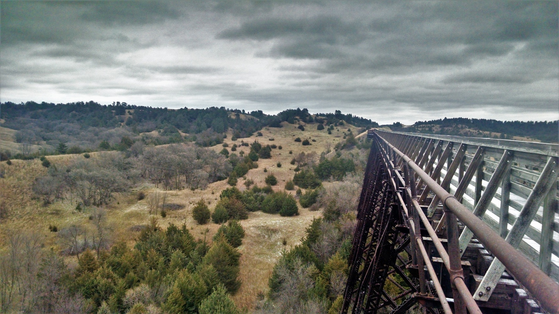 3 - Day 2 - trestle bridge