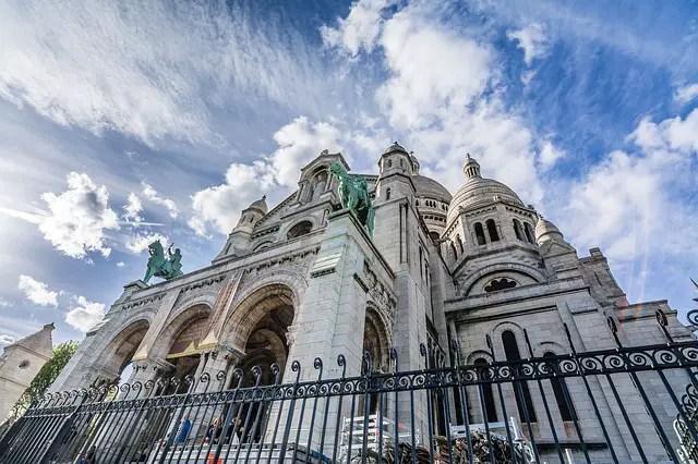 Montmartre Paris basilique