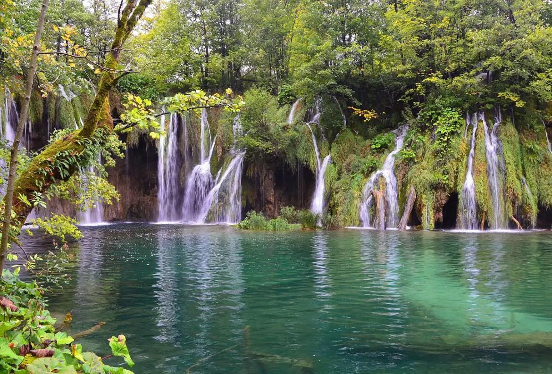 Cascades Plitvice