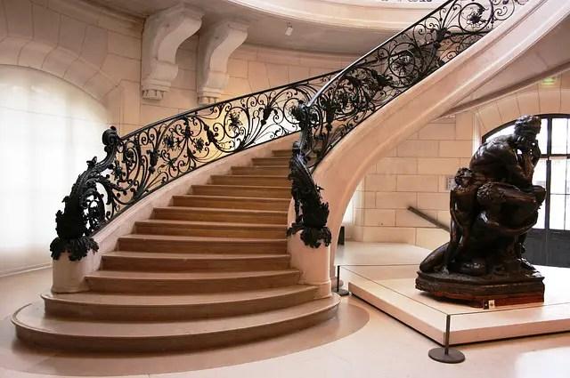 Petit Palais escalier