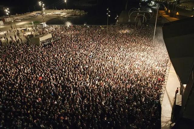 Festival été europe