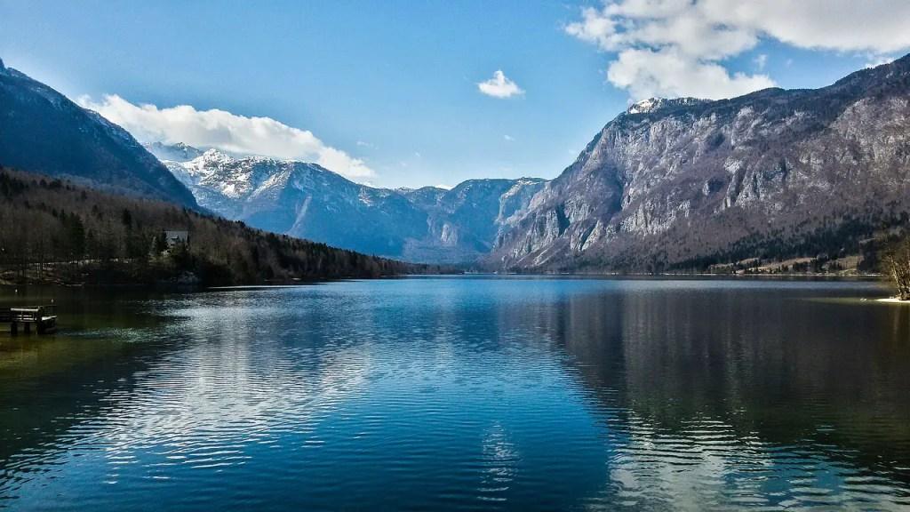 Slovénie voir Bohinj