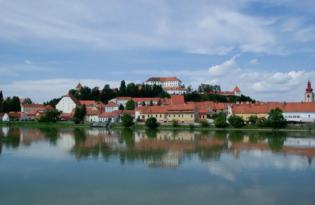 Slovénie voir Ptuj
