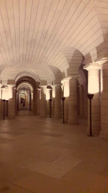 Crypt at the Panthéon
