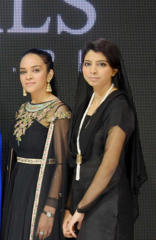 Sana Syed and Sumra Bashir
