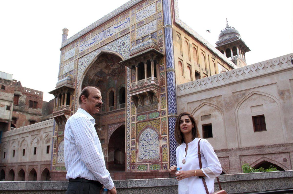 Kamran Lashari, Mariam Mushtaq