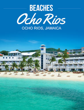 Beaches Ocho Rios Logo