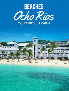 Beaches Ocho Rios Logo