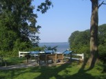 A quiet place to enjoy a view of the Patuxent River at Greenwell State Park