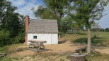 At Sotterley Plantation visitors can learn about one of the few original, restored slave cabins in Maryland.