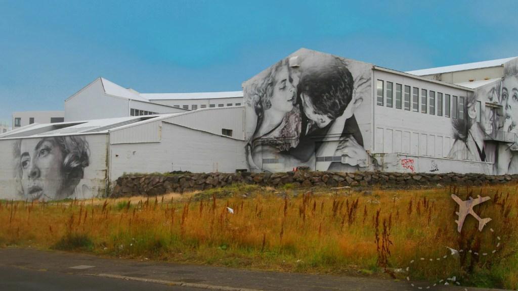 Reykjavik Artwork