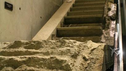 Original World Trade Center stairs