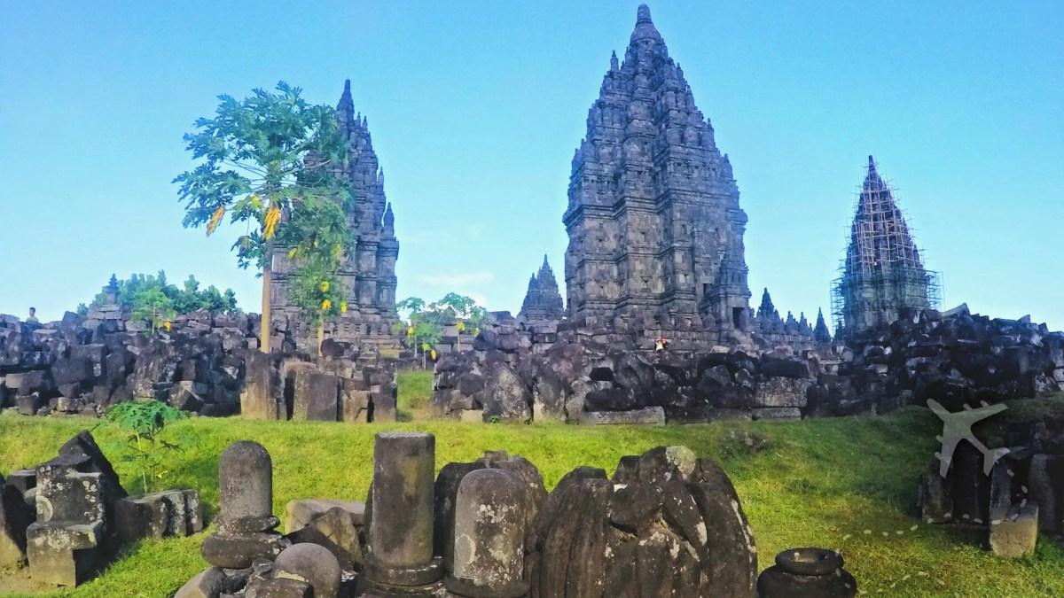Prambanan Temple in Java