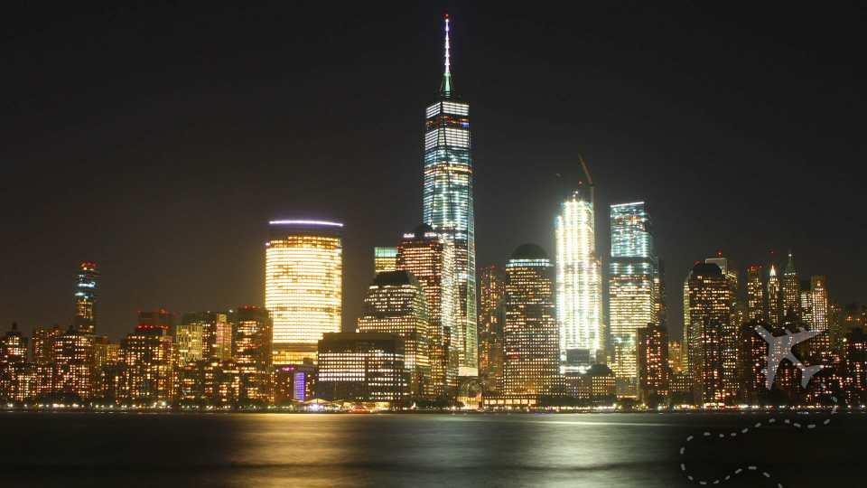 Ground Zero in NYC - 2016