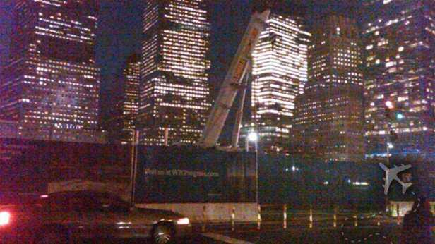 Ground Zero in NYC - 2009