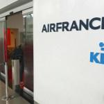Air France lounge (IAD)