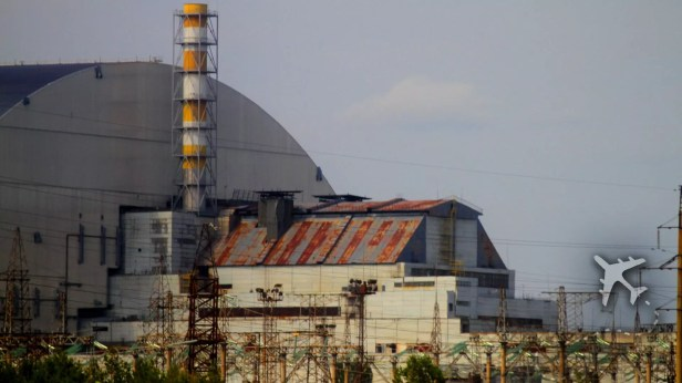Chernobyl Nuclear Power Plant Reactor 4