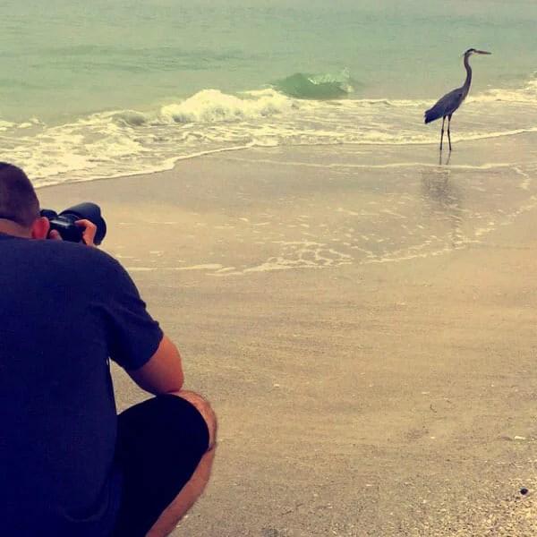 Sean Brown in Sarasota, Florida