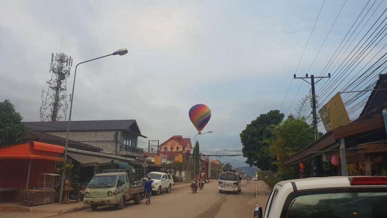 Avant de partir pour Luang Prabang...