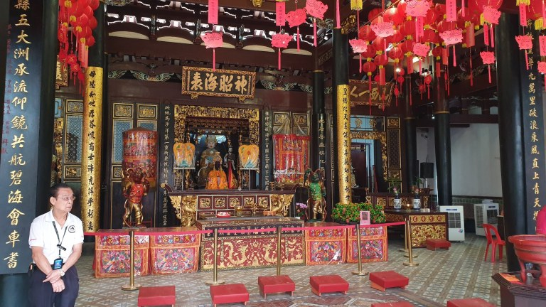 Temple Thuan hock Keng Singapour