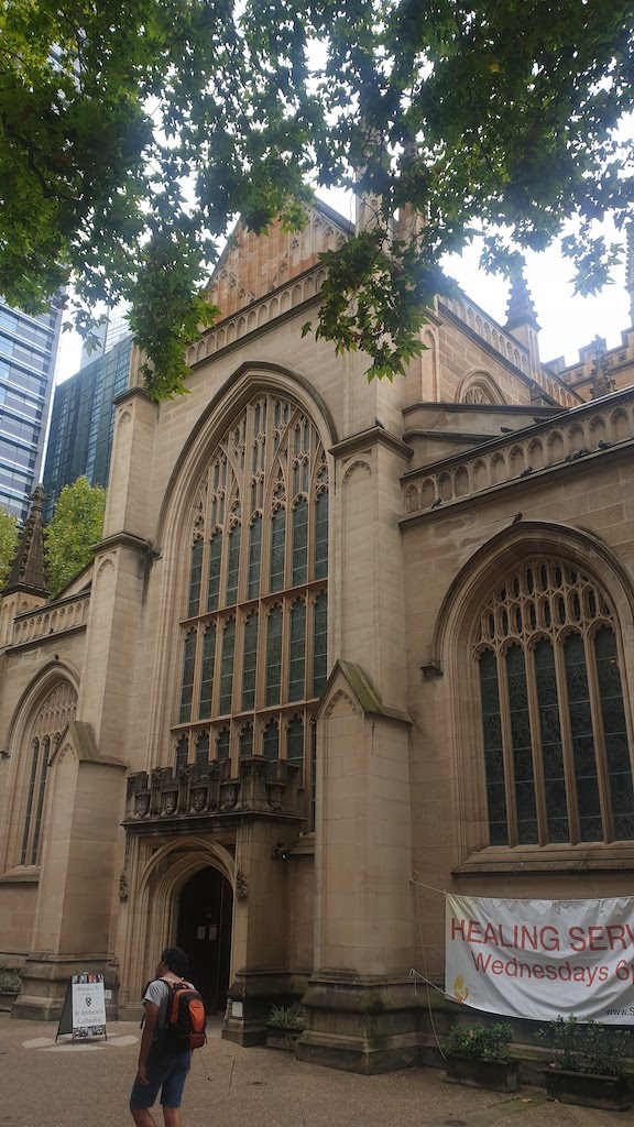 Saint Andrew Cathedral Sydney