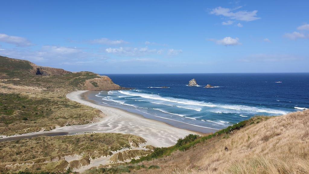 Sandfly Bay Péninsule d'Otago