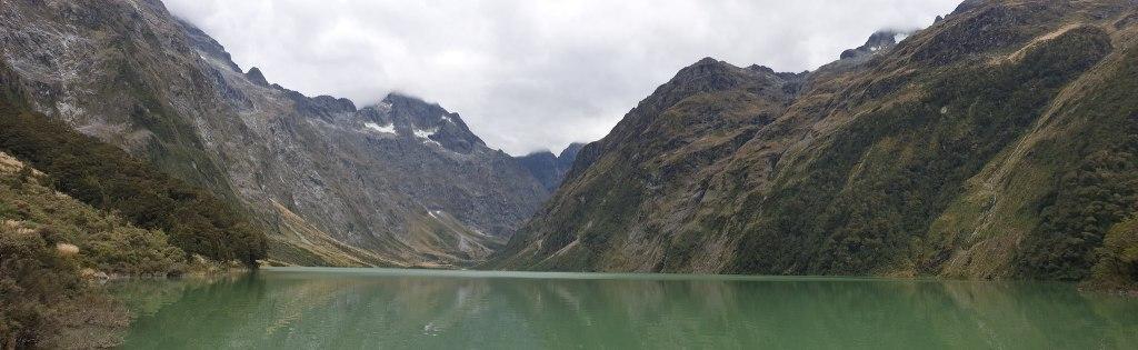 lake marian milford sound