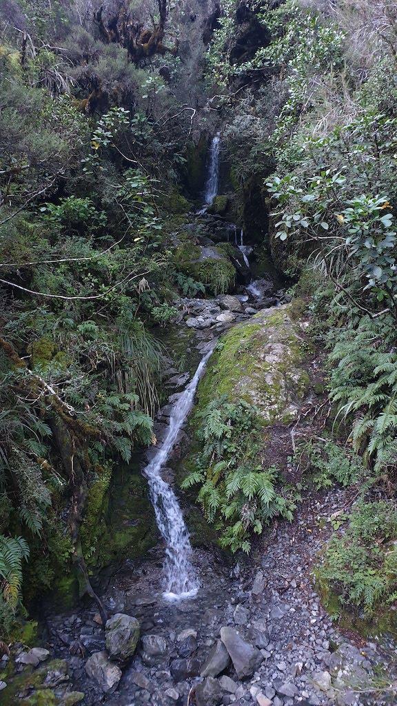 Cascade Bridal Veil Falls Arthurs pass