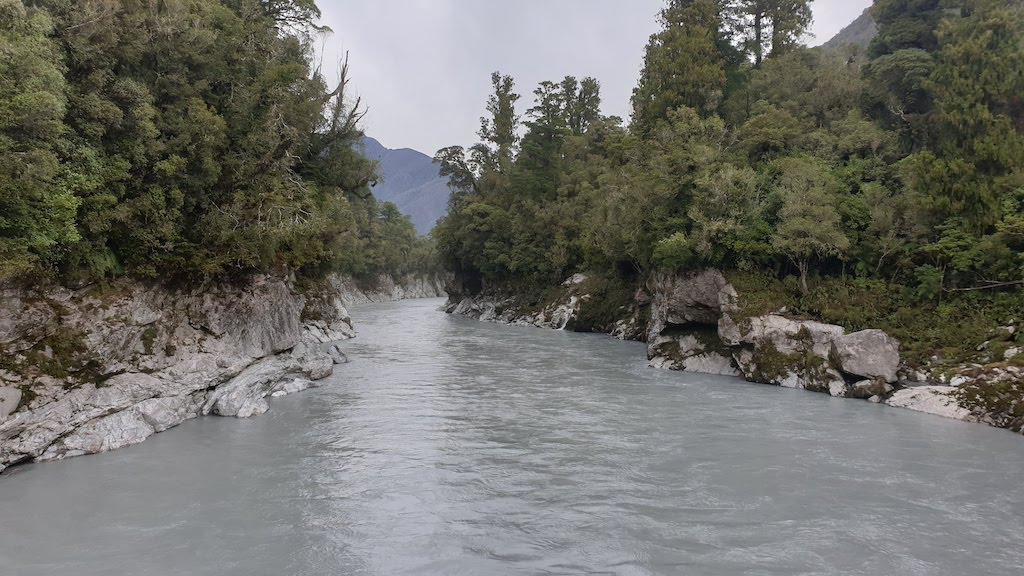 Gorges d'Hokitika