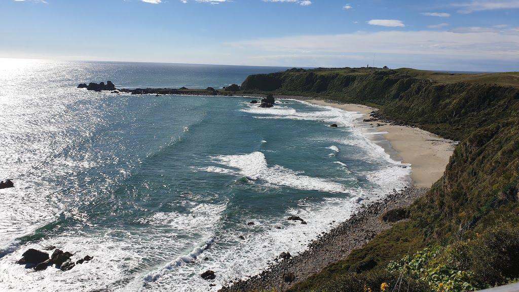 Cape Foulwind Tauranga bay