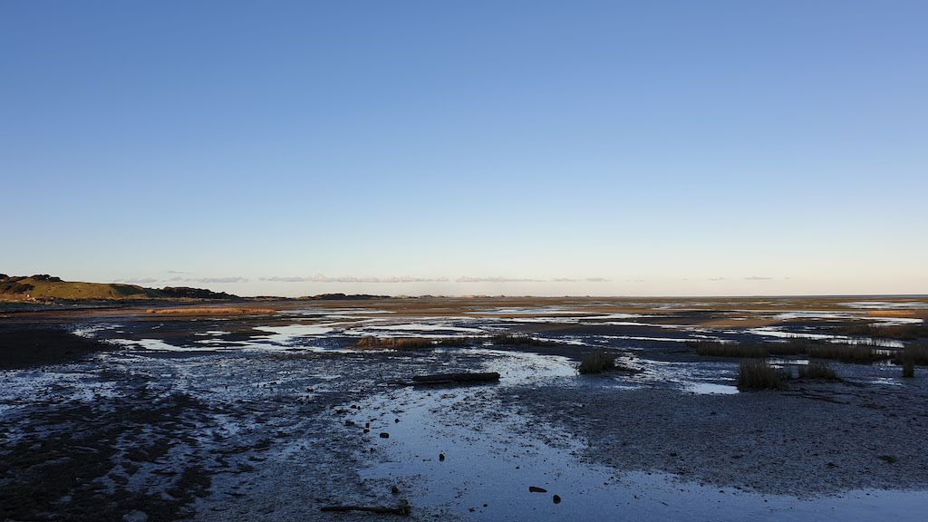 Farewell Spit nature reserve Golden Bay