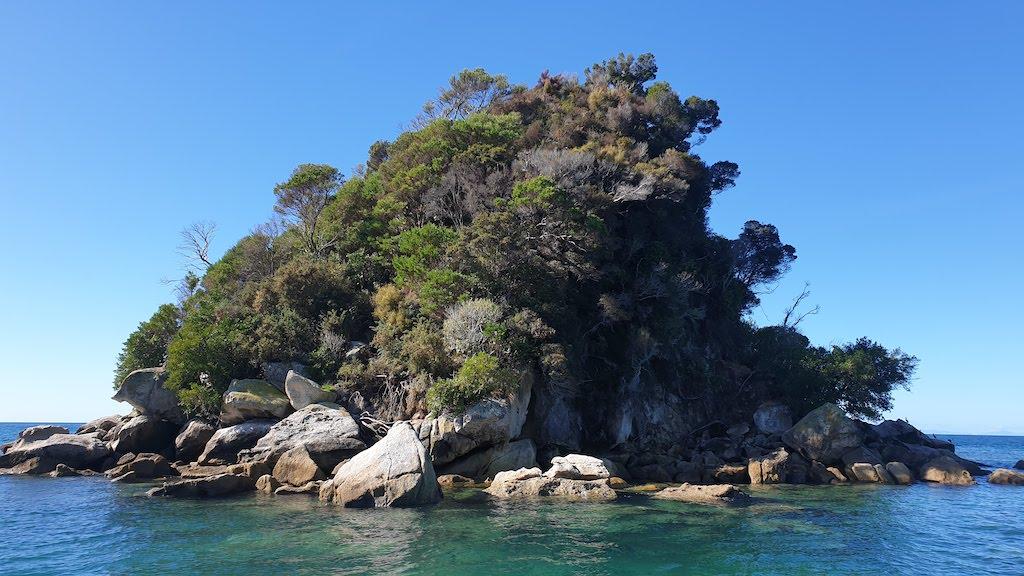 rocher Abel Tasman