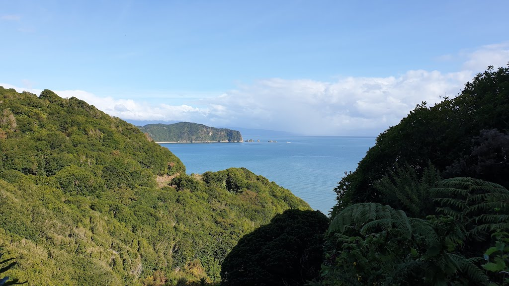 point de vue Abel Tasman