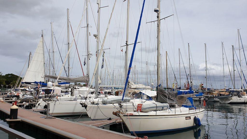 port de tahiti