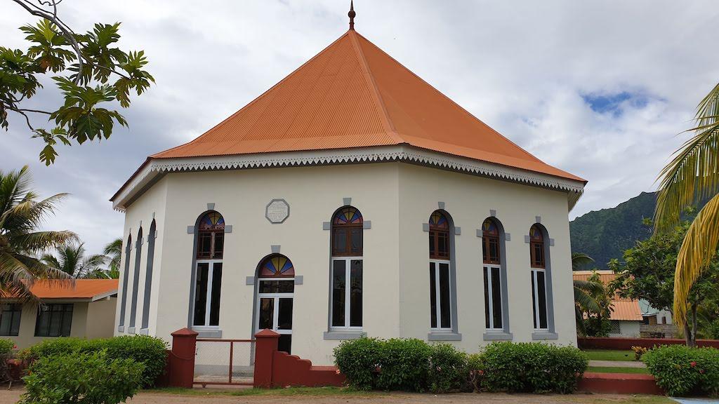 Temple Ebenezer Moorea