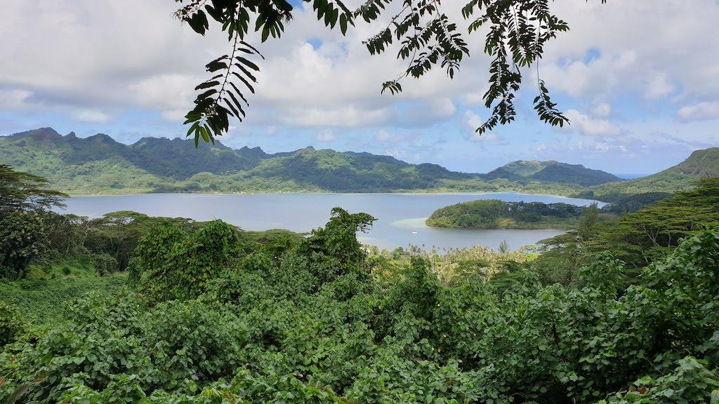 Belvédère de Maroe Huahine
