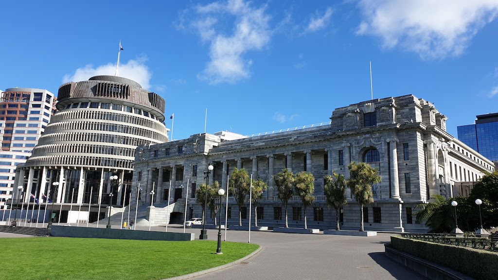 Le parlement Wellington