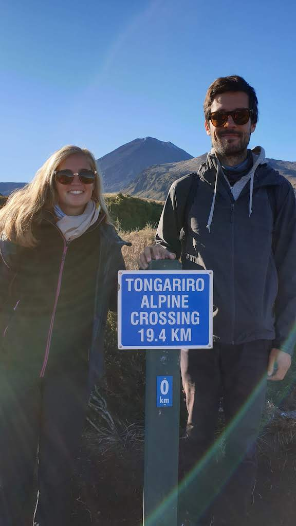 Tongariro Alpine Crossing