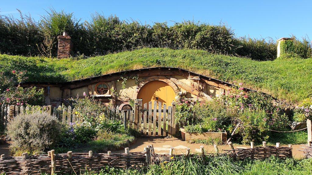 Hobbiton un moment fort de notre voyage en nouvelle-zélande