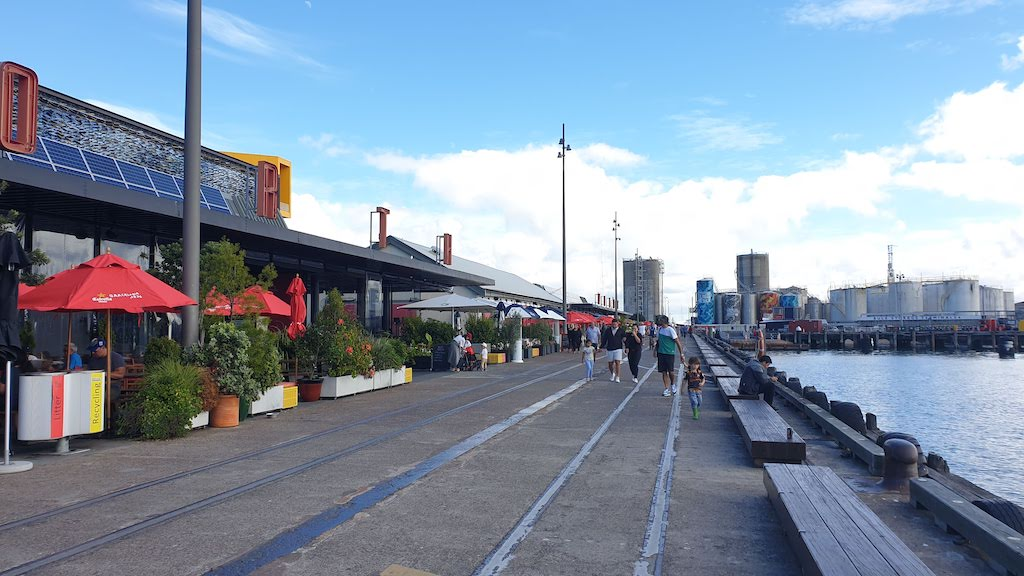 Viaduct Harbour Auckland
