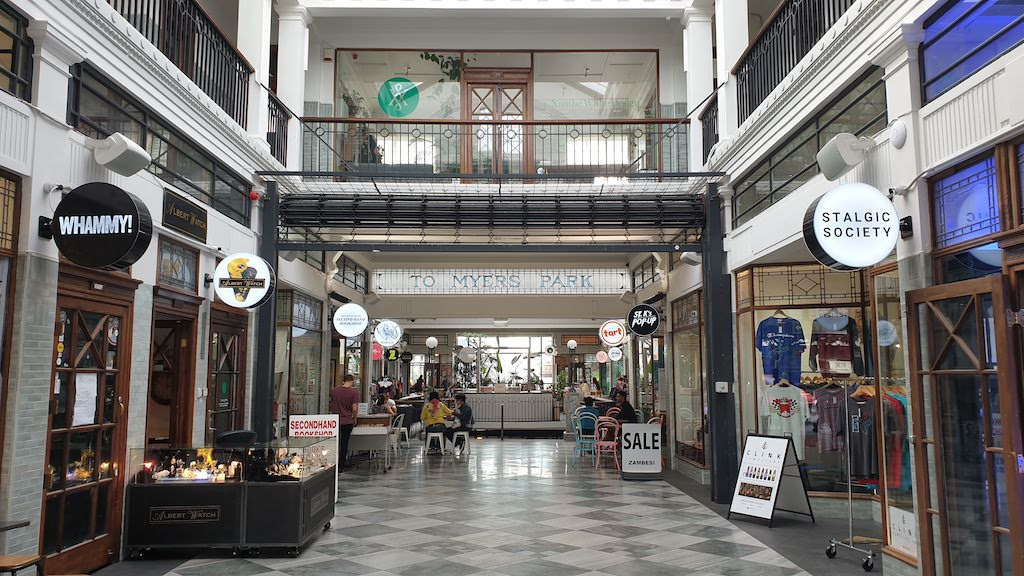 St Kevin's Arcade Auckland