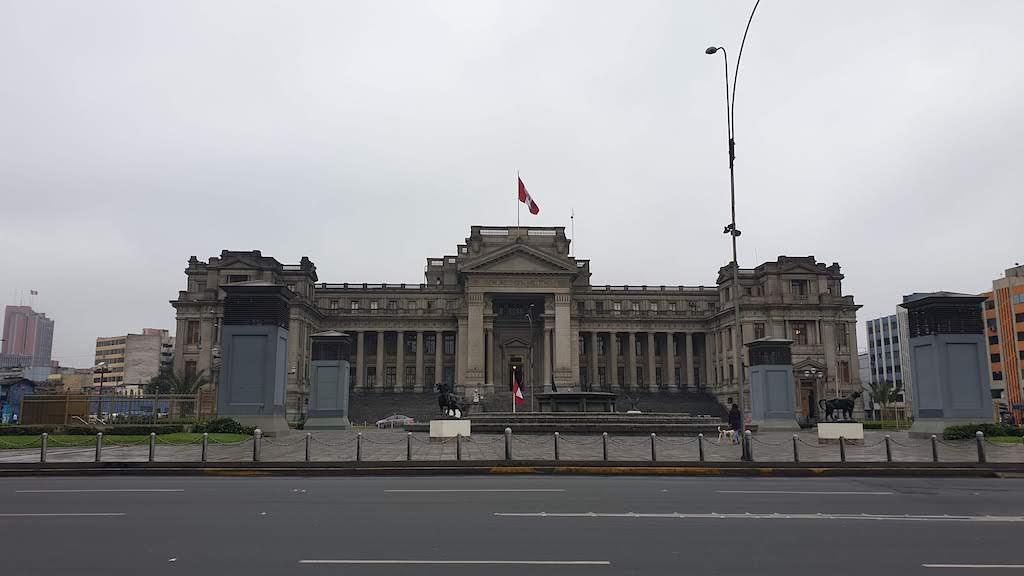 Palais de Justice Lima