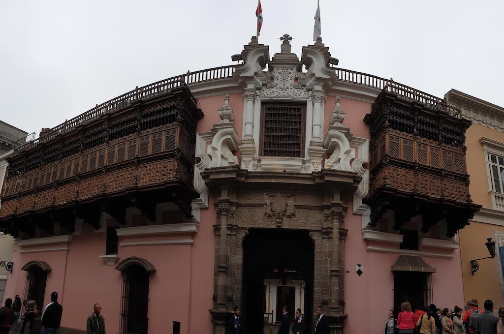 Palacio de Torre Tagle Lima
