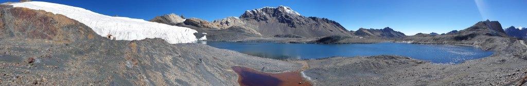 Glacier Pastoruri accessible depuis Huaraz